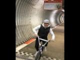 Mark Webb BMX Drift