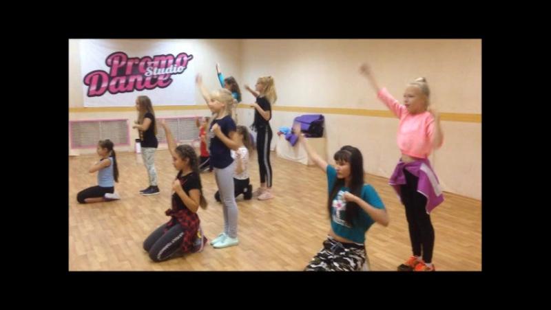 Promo dance/dance mix 8-14 лет