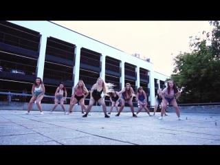 RDX - Turn it around Dancehall Routine by CLAIRE