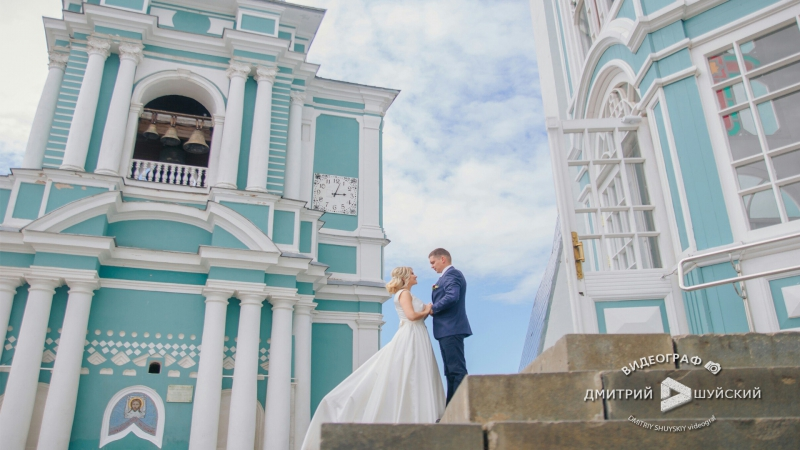 Leonid & Tamara (videograf Dmitriy Shuyskiy)