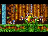 Sonic Mania Green Hill Zone Act 1