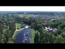 Река Оредеж в Белогорке,20 июня 2016