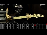 Sasha Rock'n'Roll guitar lessons - Toy Dolls (She Goes To Finos) видео урок №14 tutorial