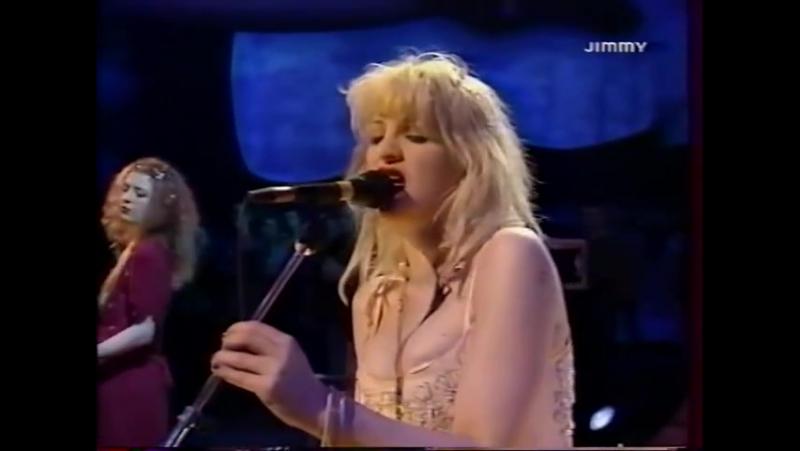 Hole - Doll parts, He hit me and it felt like a kiss Violet [live 1995]