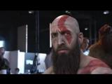 God of War – Официальный косплей с PSX