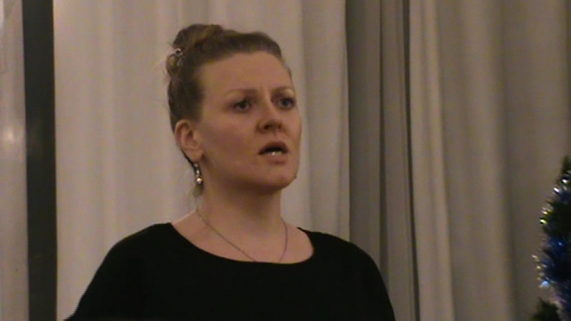 17. Светлана СЫЧЁВА (меццо-сопрано).