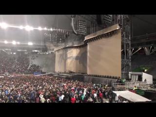 Группа U2 отложила концерт в Буэнос-Айресе из-за матча отбора ЧМ-2018