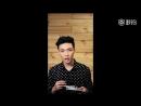 170620 EXO's Lay @ Yin Yue Big Guest Inteview (Fan Questions)