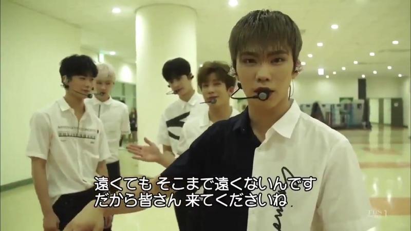 [09.09.2017] TBSch x SBS funE The Show Behind ASTRO CUT
