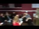 Вечір Паші Броського у київському клубі Видиво й вино Читає Віталій Юрчук