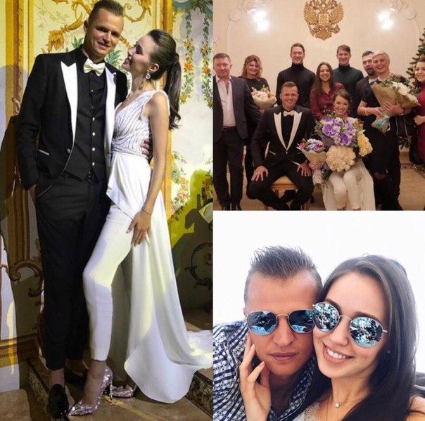 Дмитрий Тарасов: «Мы с Настей расписались»