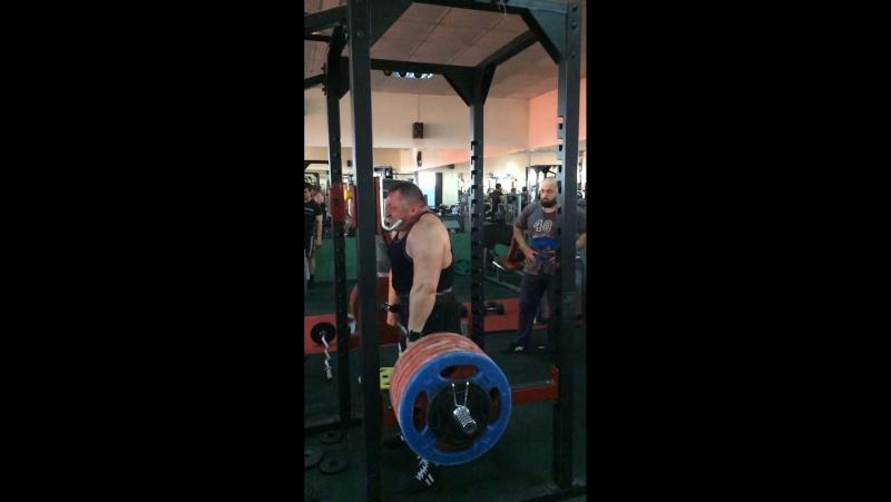 АРГУН. АСЛАН - 320 кг