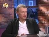 Интервью с Алексеем Серебряковым (Кино в деталях, СТС) май, 2007
