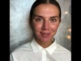 Как Анна Седокова выглядит без макияжа