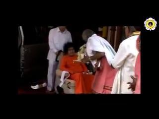 видео  Sai Nilayam Sathya Sai Baba  Shivam.....