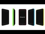 10 лет iPhone за 10 секунд