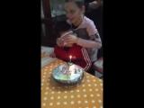 Фанату «Наполи» подарили торт с фото Дибалы