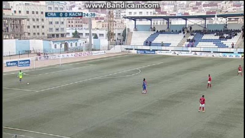 Предзакатная молитва в Эль-Хусейме и начало прямой трансляции футбольного матча на канале Al Aoula (Марокко). 27.12.2017