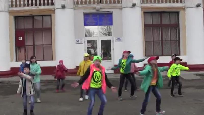 Танец Светофор студия Фристайл ЦДТ г. Шумерля