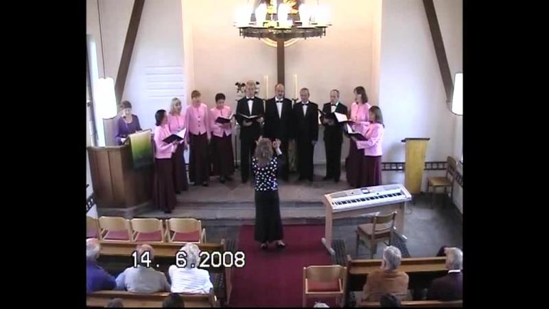 Камерный хор КРЕДО - Концерт в Кирхе (2008)