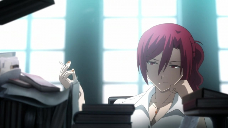 Граница пустоты / Kara no Kyoukai (8 фильм)