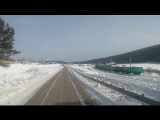 Параллельным курсом на Усть-Кут