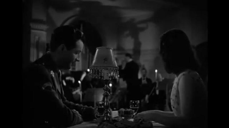 «Вальс свечей» (из фильма «Мост Ватерлоо». США. 1941 г)