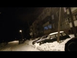 Артур и снежок