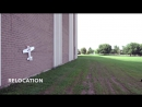 The S-MAD- A Drone Landing on Walls Like a Bird