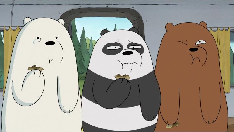 Мы Обычные Медведи - Гражданка Тэйбс (3 сезон, 24(21) серия)