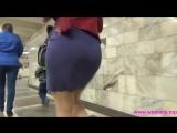 Sexy ass, sexy ass in mini skirt, девушка в мини юбке на улице города, mini dress, попка в мини юбке,  porno big ass