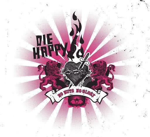 Die Happy альбом No Nuts No Glory