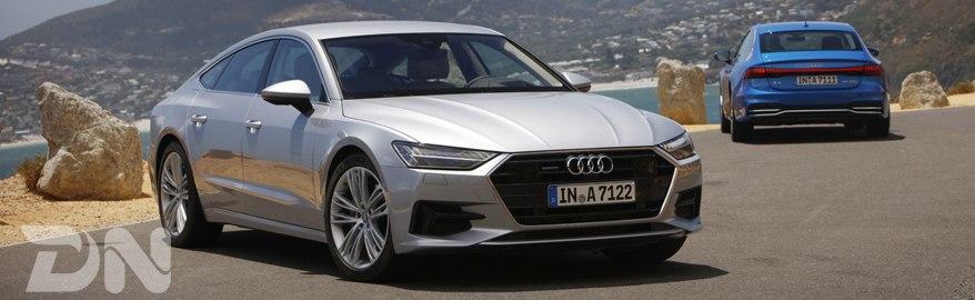 Тест-драйв и обзор Audi A7 2019