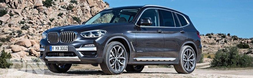 Тест-драйв и обзор BMW X3