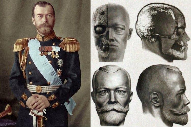 Великий император с гнилыми зубами ...