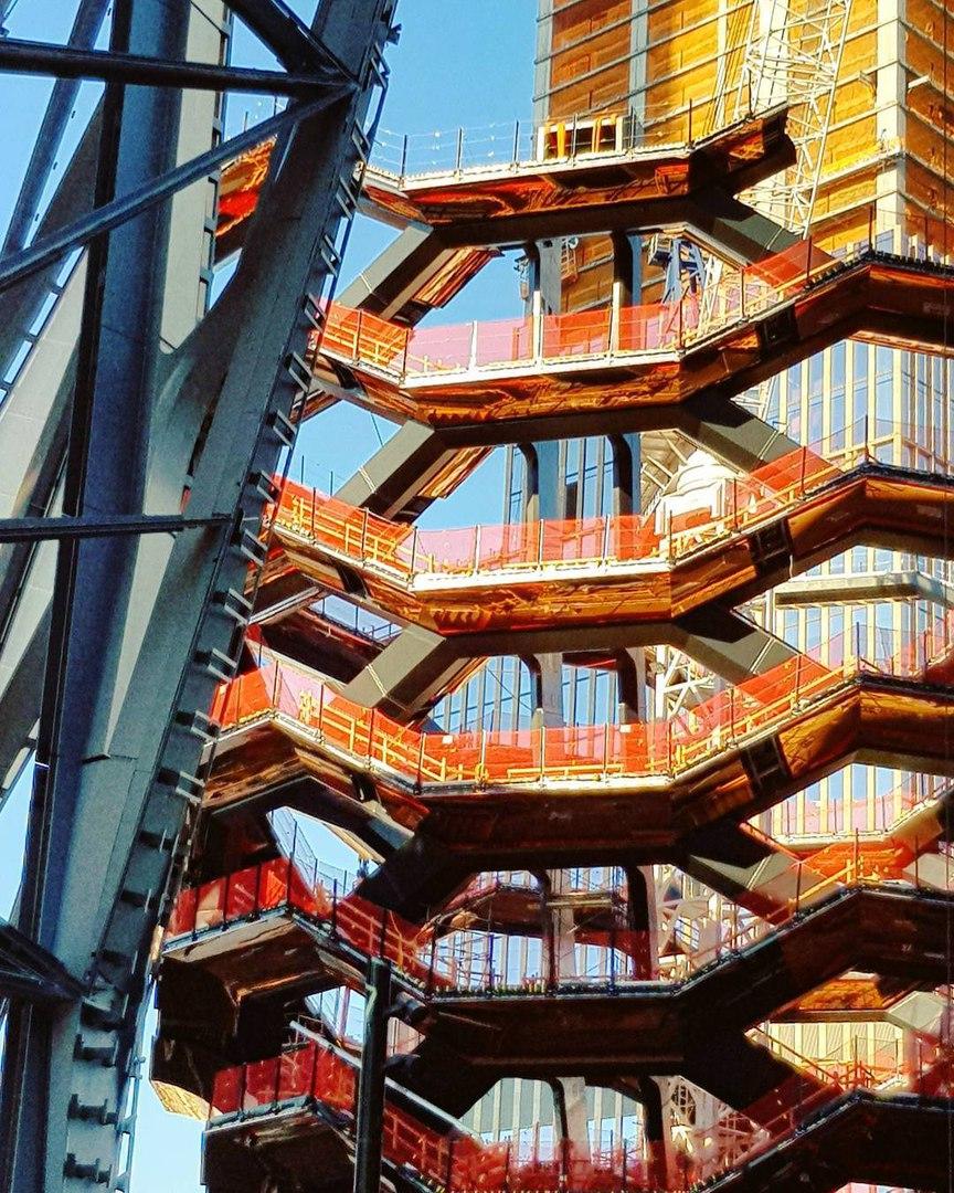 Thomas Heatherwick/Манхеттен, Нью-Йорк