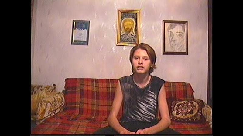 9 - А Я Тулянин поэт Ткачев Д.Сьёмка В. Тарунтаев 2006 г