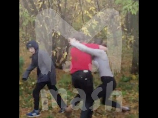 Под Москвой подростки АУЕ избили школьницу за понты