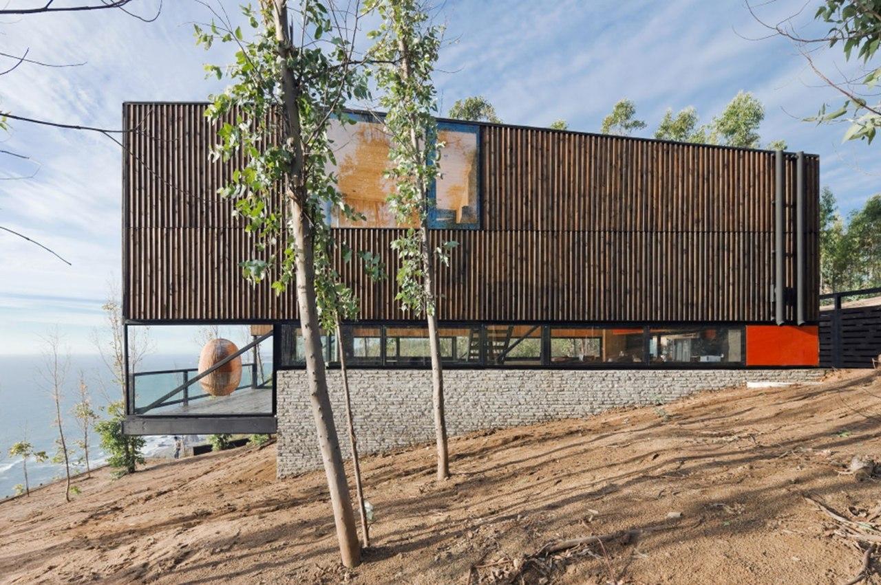 WMR Arquitectos / Cortes House