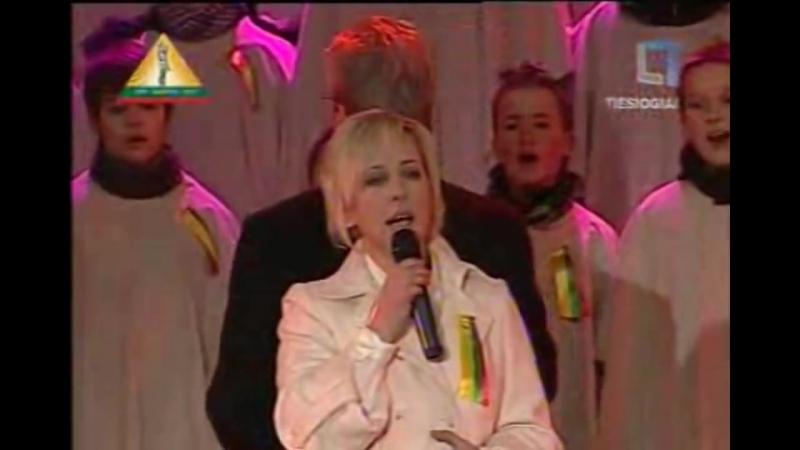 Eurika Masytė ir choras Ąžuoliukas - Laisvė