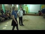 Танцы с вожатыми 2017 г. Лиза Шолохова и Саша Барышников