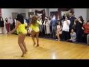 До чего же хорошее исполнение танца