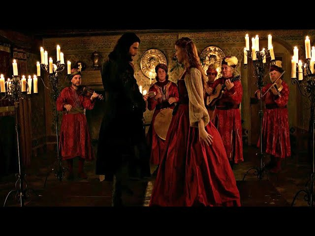 Borgia, 3x08 : Flamenco Scene HD (Cesare and Lucrezia)