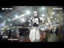 DZHURA - backstage Comic Con Russia (game world 2017)