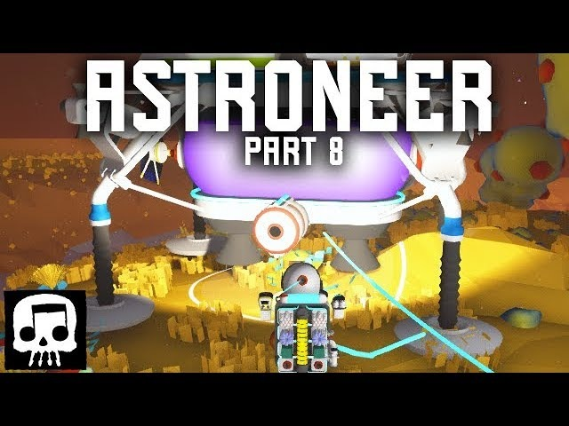 WE HAVE LIFTOFF - Astroneer Gameplay Part 8