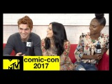 Riverdale Cast on the Success of the Show | Comic-Con 2017 | MTV