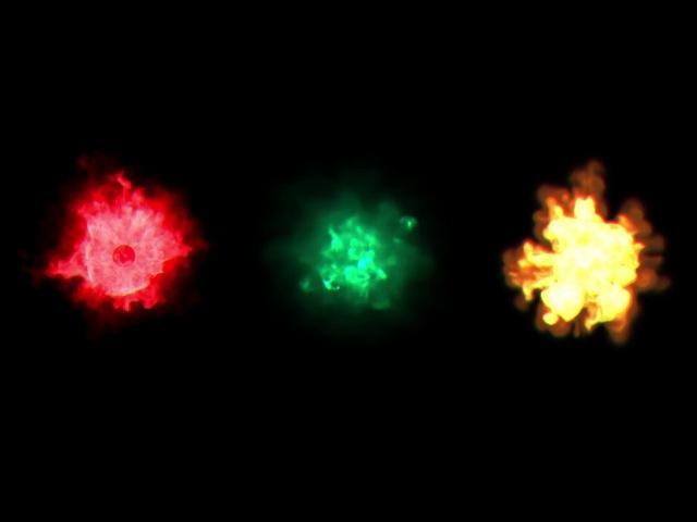 КиноМагия. Три волшебных воздействия Демон, Ангел, Муза (концепт-арт)
