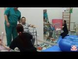 Реабилитация в Казани. Спинальные травмы. Как правильно вставать.