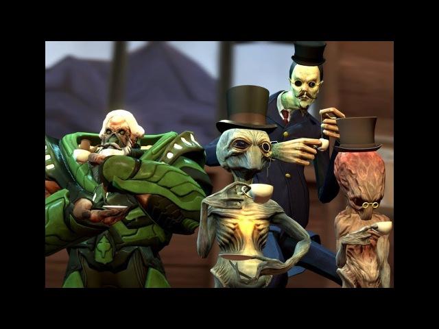 Дуэль на смерть XCOM Enemy Within