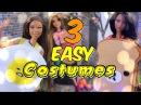 DIY - How to Make 3 EASY Doll Costumes Gudetama Rilakkuma Donut